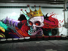 Dead kings (Fat Heat .hu) Tags: mos king crown bud cfs meetingofstyles coloredeffects fatheat