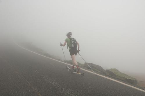 Onward into the fog