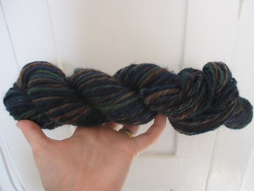 Stash Exchange Handspun Polwarth