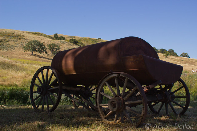 Oil Wagon HDR