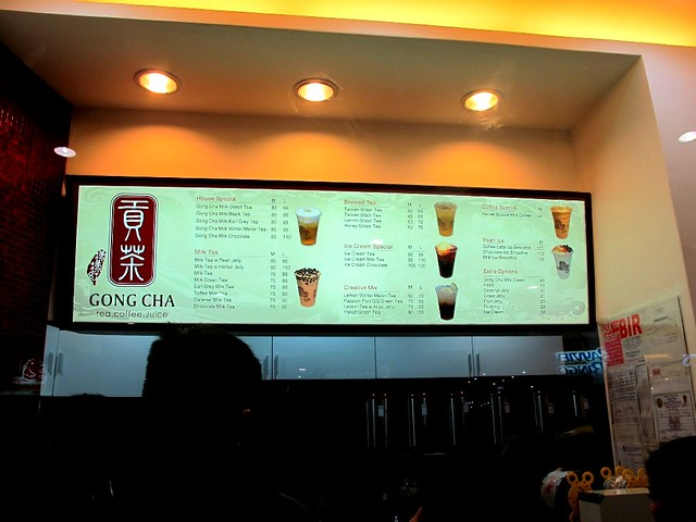 Gong Cha Mall of Asia (2)