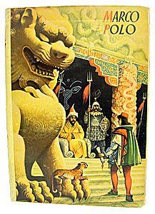 Libro favorito en los viajes Marco Polor