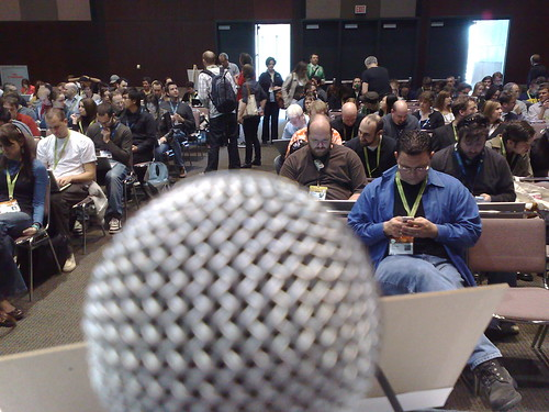 speaker's eye view at sxsw