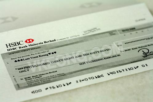 nuffnang cashout cheque