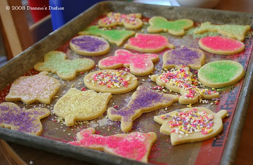 The Perfect Sugar Cookie: Sprinkled and Ready to Go