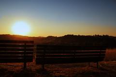Italian sunset (Harry Wijsbroek (www.wijsbroek.nl)) Tags: sunset italy sun mountains zonsondergang italia bergen zon diamondclassphotographer flickrdiamond dfpro2326546
