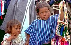 Open Air Market . Young traders (Uhlenhorst . Sorry, I need a long break!) Tags: travel people southamerica children ecuador reisen kinder menschen 1979 sdamerika ekuador