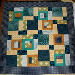 9 Patch Swap Quilt