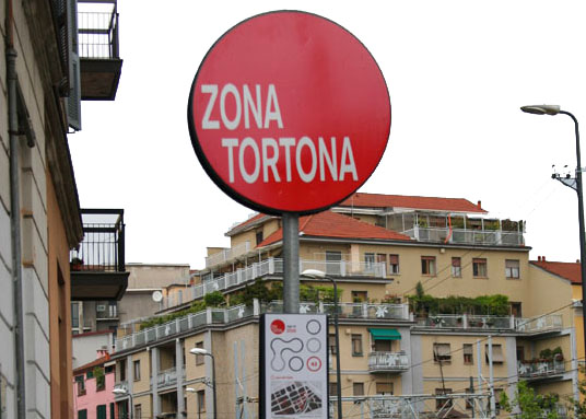 Zona Tortona, Milan Furniture Fair