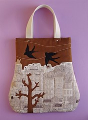 Baggy bag n 23 (kase-faz) Tags: color colour handmade crafts pano artesanato textiles cor carteiras