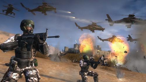 EndWar_Screenshot_LaMancha_JSF_battle