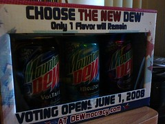 Mountain Dew - Dewmocracy
