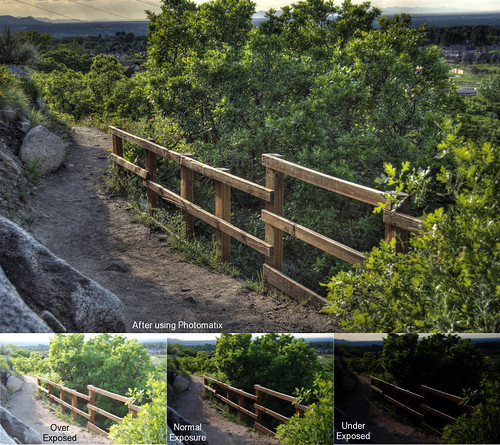 HDR before and after image 7
