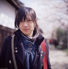 Happy Birthday  (Solar ikon) Tags: 120 6x6 film japan rolleiflex kyoto kodak slide xian epr 28e 6017 iso64