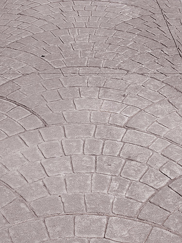 Patterns in Paving Stones