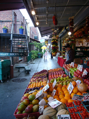 Fruit and Veggies in Seattle