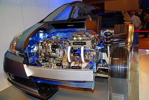 hybrid cars..demetra