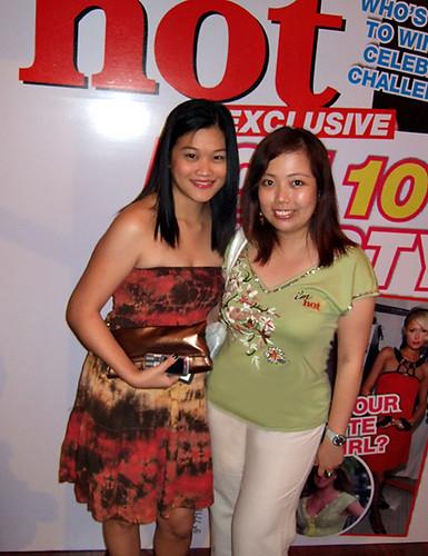 With Jess.