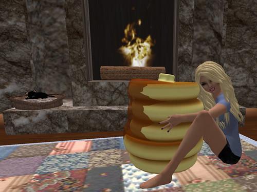 <3 Pancakes