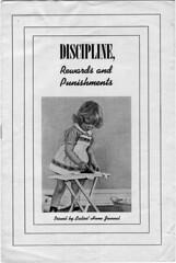 Discipline, Rewards and Punishment