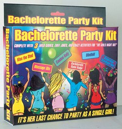 3398-7  bachelorette party kit