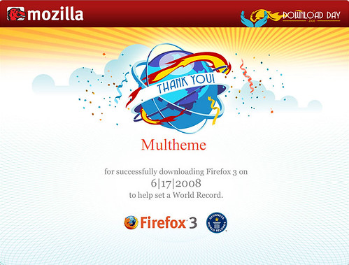 Firefox Download Day