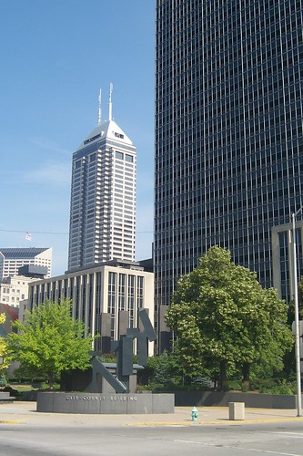 Indiana's tallest building
