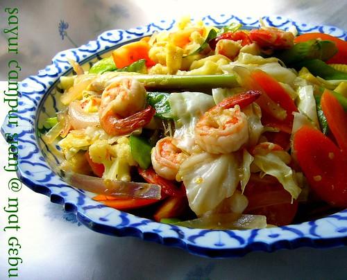 Sayur Campur Siam