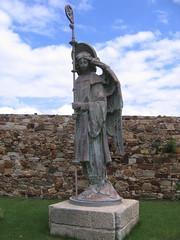 Astorga Angel (anfearglas) Tags: caminodesantiago astorga