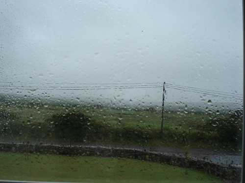 Rainy day in Ballinskelligs