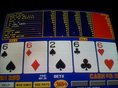 play video poker games cards