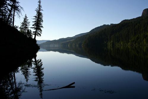Pinaus Lake North Okanagan, British Columbia