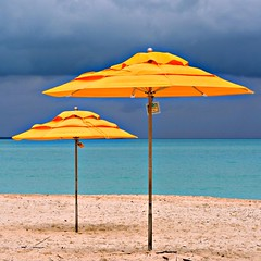 rule of fourths! yellow umbrellas and the impending storm (photocillin) Tags: blue shadow sun storm hot beach colors yellow clouds square fun still colours searchthebest cloudy horizon perspective stormy resort explore shade heat vip tropical getty layers caribbean bahamas ycc umbrellas pictureperfect peacful treasurecay blueribbonwinner hiddentreasure explored i500 gettyvacation flickrcolour diamondheart platinumphoto colorphotoaward impressedbeauty visiongroup colourlicious 75faves colorartaward artlegacy fbdg sunshinesunday exquisiteshots bestminimalshot multimegashot 100commentgroup vision100 worldglobalaward globalworldawards popularphotographer paololivornosfriends cocobeachbar photocillin purpleroseaward phvalue ycc4