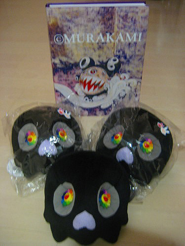 Skull lover 10 : Takashi Murakami