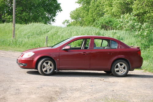 2007 Chevrolet Cobalt by webhamster, on Flickr