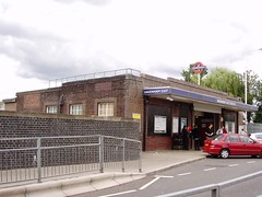 Picture of Dagenham East Station