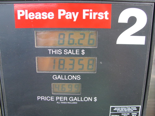Save At The Pump This Holiday Weekend