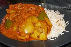 Karai Gosht from Eastern Spices, Edinburgh