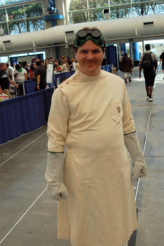 Comic Con 2008: Dr. Horrible