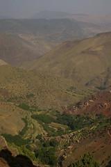 Oukameden  to Tizi Aguersioual via Amskere (2) (Alan Hilditch) Tags: trek high explore morocco atlas 2008 tizi marruecos marokko marrocos moroc aguersioual  almarib amskere