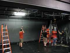 studio theater renovation