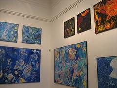 s grimt (Sakena) Tags: blue art cobra carlhenningpedersen