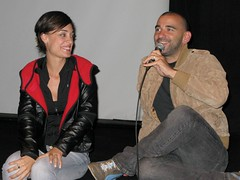 Pablo Trapero y Martina Gusman