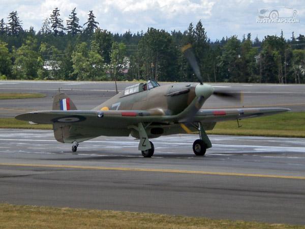 Hawker Hurricane Mk.XIIb