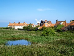 Cley next the Sea (saxonfenken) Tags: england mill windmill rural reeds landscape geotagged village norfolk august explore swamp marsh 1017 2007 cley e500 roffs ultimateshot friendlychallenge thechallengefactory challengefactory flickrlovers challengefactoryunam pregamewinner 1017mill