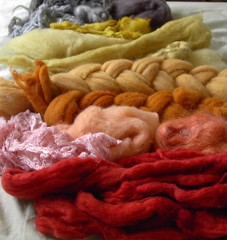naturally dyed