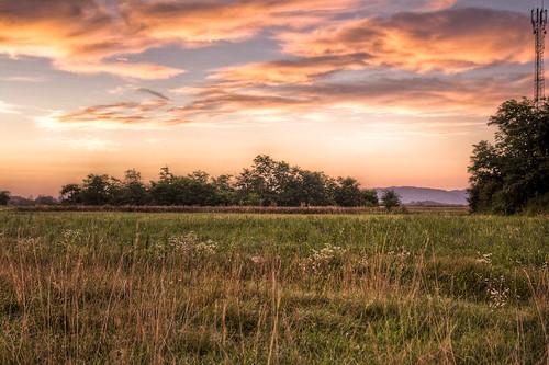 Idyllic scenery in Slovenia