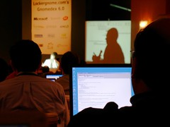 Gnomedex Presentation by Donald Clark, on Flickr