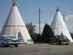 (leafhound) Tags: route66 holbrook