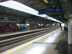 Medellin Metro Station